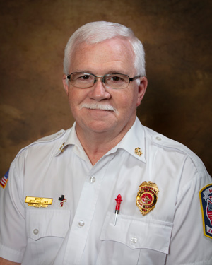 Jeff Rollins | Fire Chief