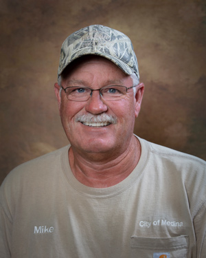 Mike Hutcherson | Parks & Recreation/Public Works